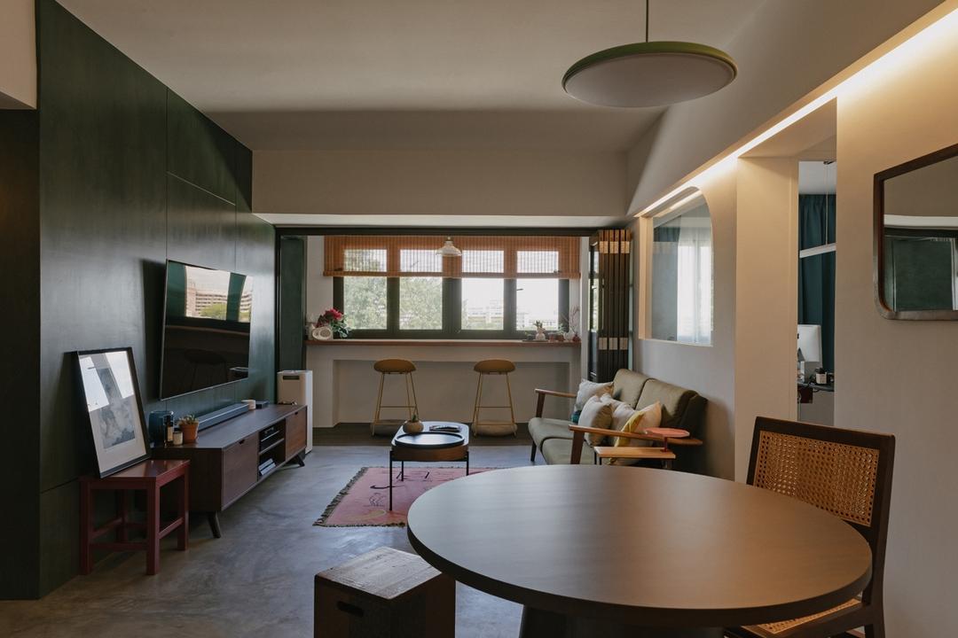 renovation journey Ang Mo Kio resale flat 5-room