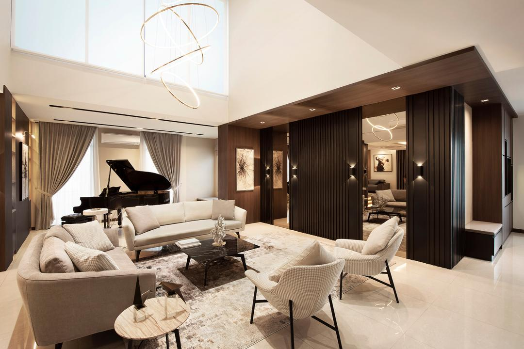Kota Kemuning by IQI Concept Interior Design & Renovation