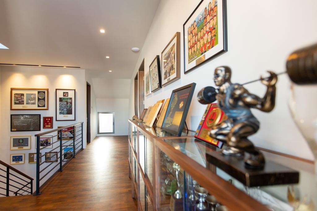 Modern, Landed, Living Room, Jalan Bangau, Interior Designer, Forefront Interior, Contemporary