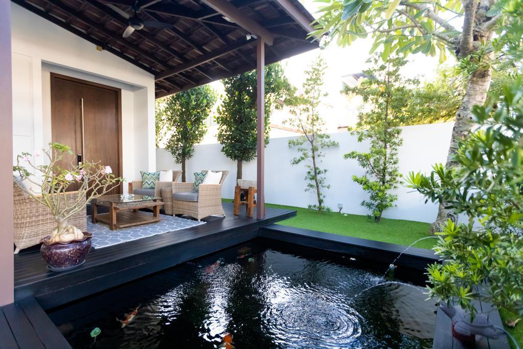 Modern, Landed, Garden, Jalan Bangau, Interior Designer, Forefront Interior, Contemporary