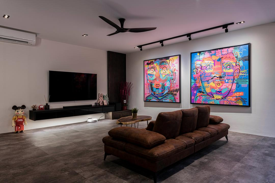 Yong Siak Court by Colourbox Interior