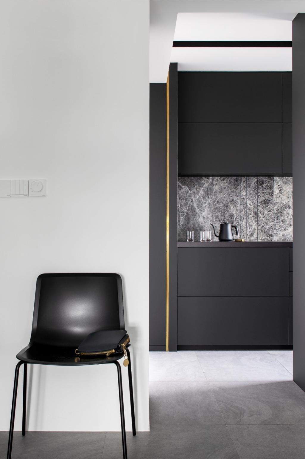 Contemporary, HDB, Henderson Road, Interior Designer, Van Hus Interior Design