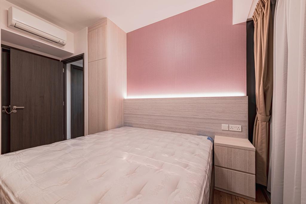 Contemporary, Condo, Bedroom, Lake Grande, Interior Designer, Renologist