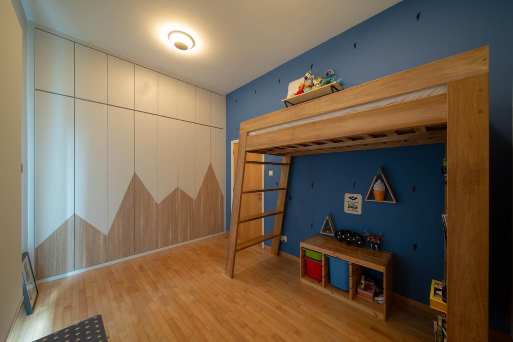 Eclectic, Condo, Bedroom, Avalon, Interior Designer, Forefront Interior, Kids Room
