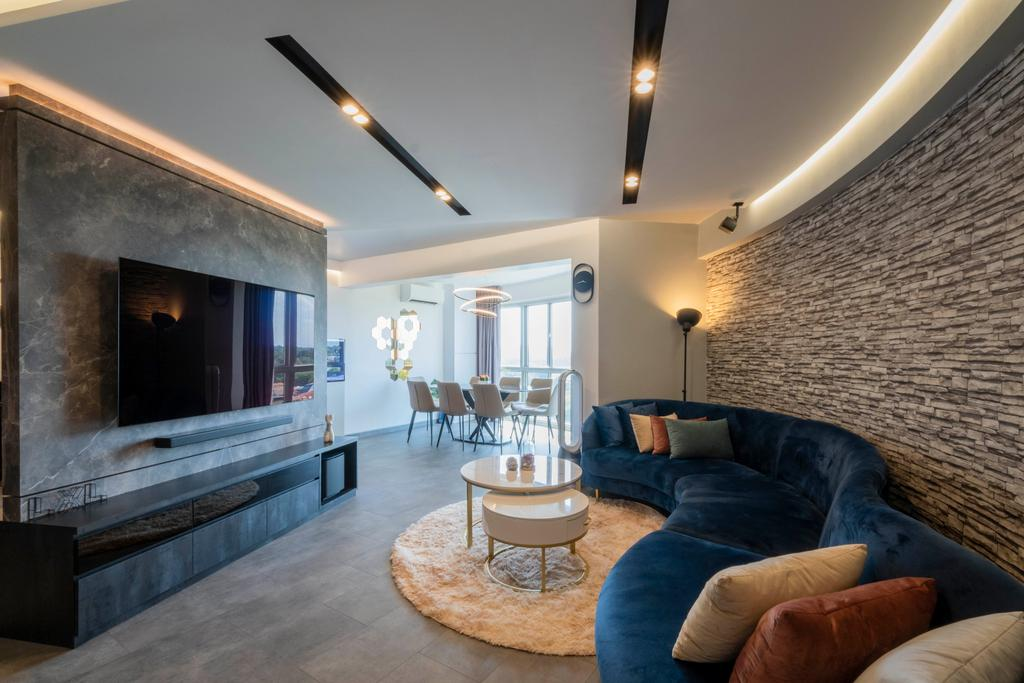 Modern, HDB, Ang Mo Kio Avenue 2, Interior Designer, Starry Homestead