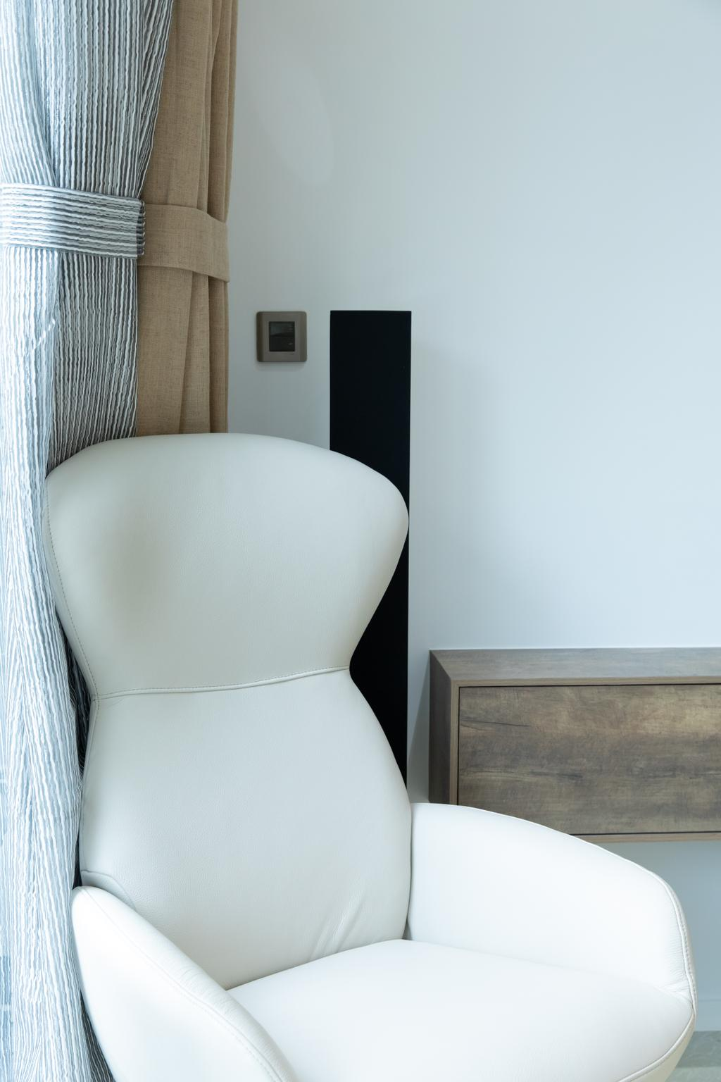 摩登, 私家樓, 客廳, Mount Pavilia, 室內設計師, B.R.G. Interior Design
