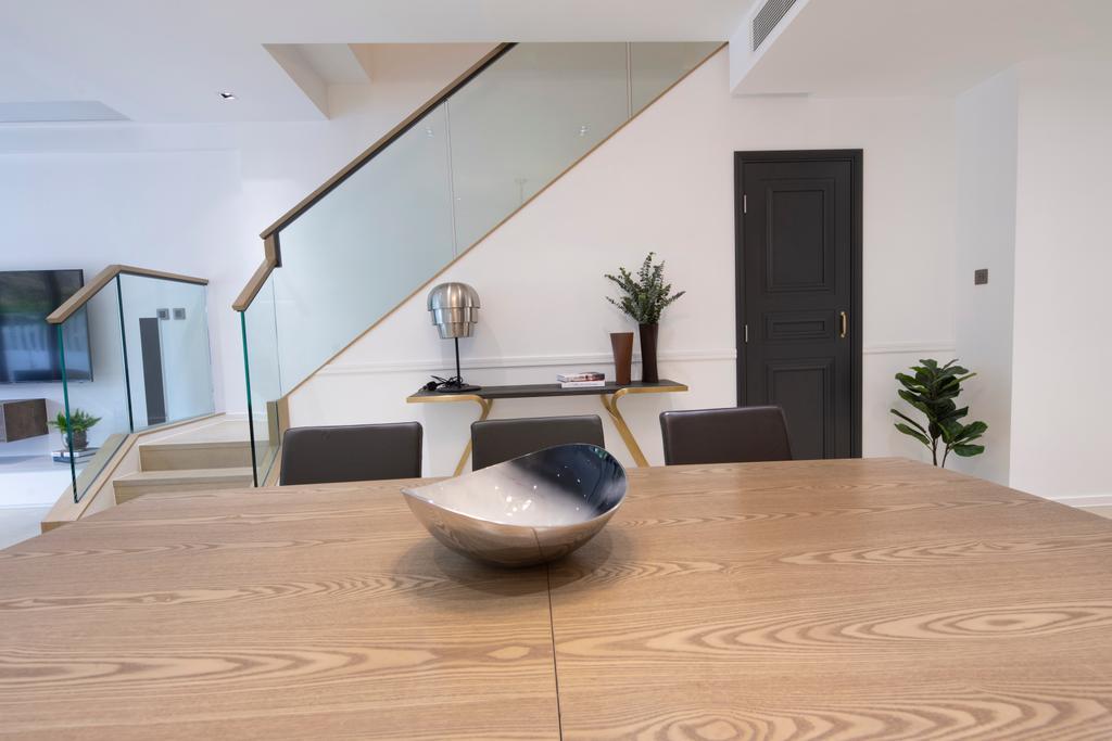 摩登, 私家樓, 飯廳, Mount Pavilia, 室內設計師, B.R.G. Interior Design