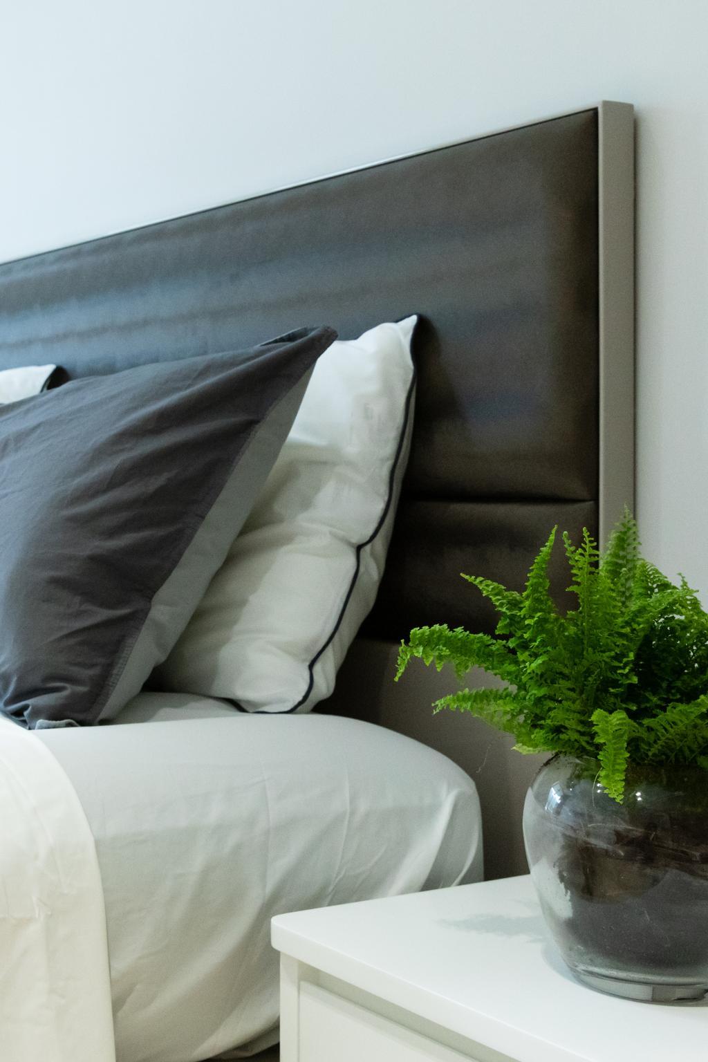 摩登, 私家樓, 睡房, Mount Pavilia, 室內設計師, B.R.G. Interior Design
