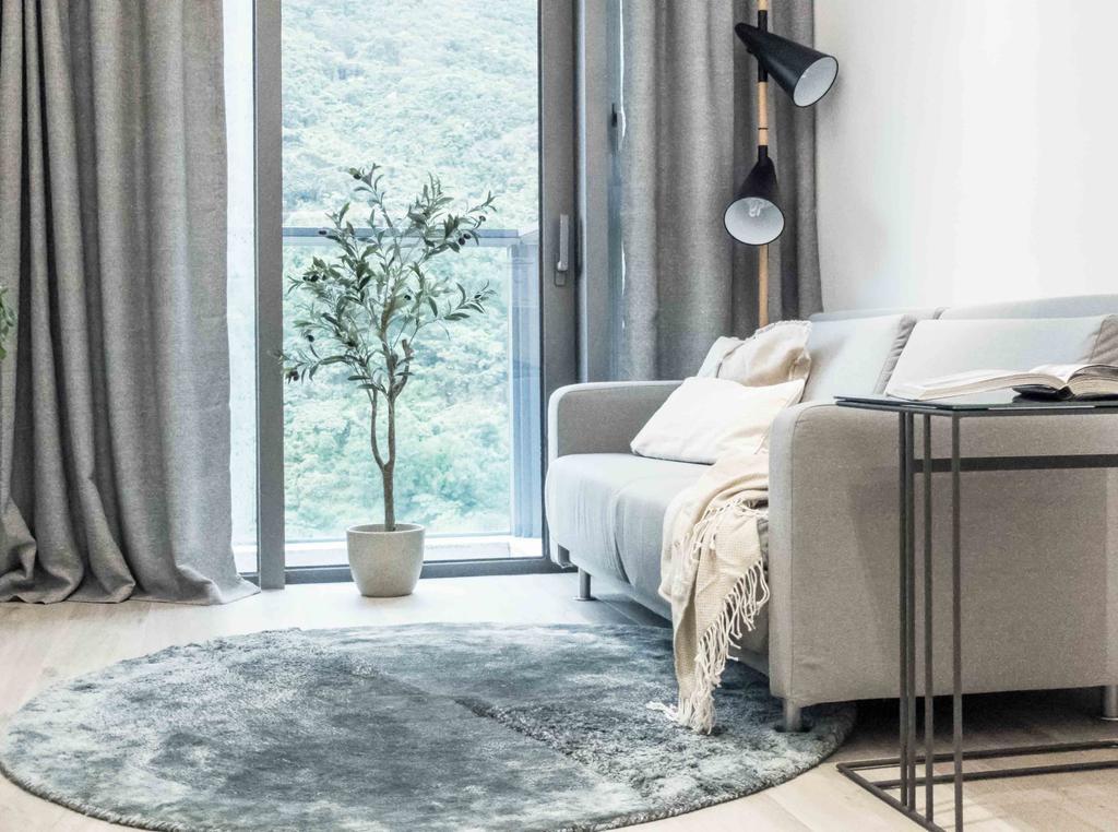 摩登, 私家樓, 客廳, Lime Gala, 室內設計師, B.R.G. Interior Design
