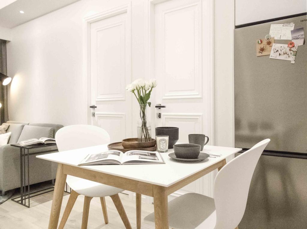 摩登, 私家樓, 飯廳, Lime Gala, 室內設計師, B.R.G. Interior Design