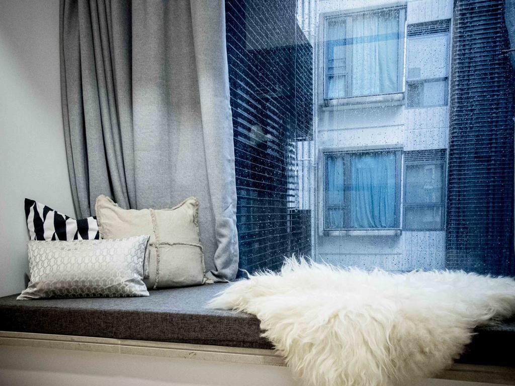 摩登, 私家樓, 睡房, Providence Bay, 室內設計師, B.R.G. Interior Design