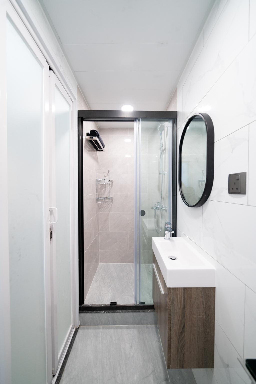 簡約, 私家樓, 浴室, Amoy Street, 室內設計師, B.R.G. Interior Design