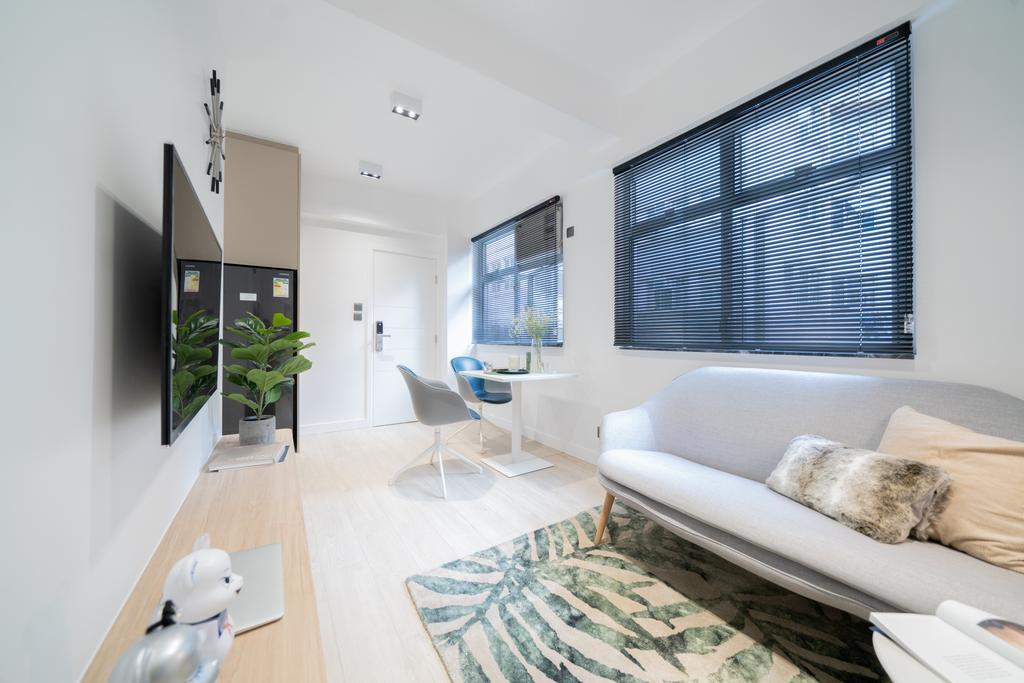 簡約, 私家樓, 客廳, Amoy Street, 室內設計師, B.R.G. Interior Design