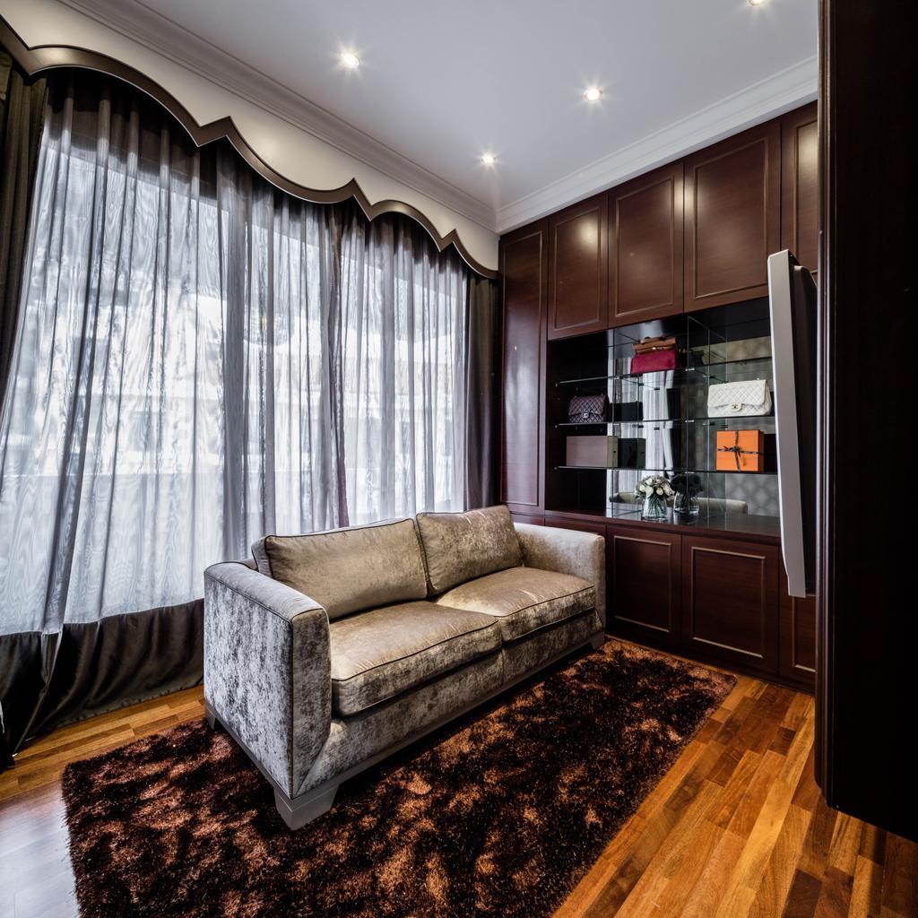 Contemporary, Condo, Bedroom, Aspen Heights, Interior Designer, Haydn Studio