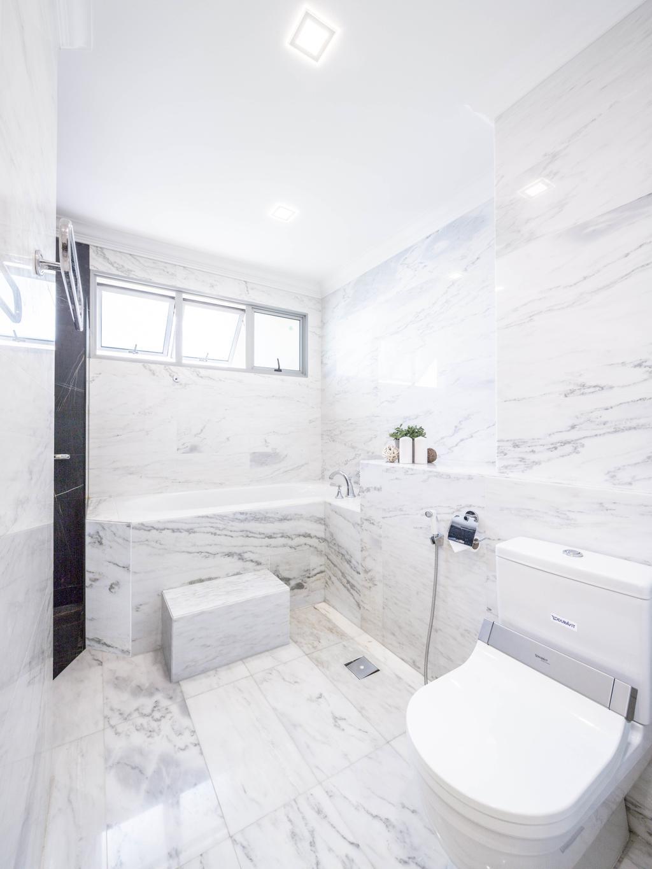 Contemporary, Condo, Bathroom, Aspen Heights, Interior Designer, Haydn Studio