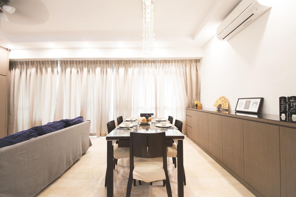 Contemporary, Condo, Dining Room, Thomson 800, Interior Designer, Haydn Studio