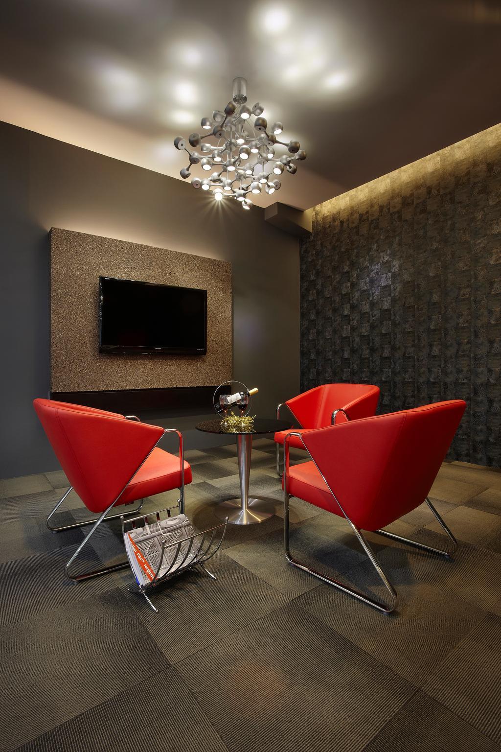 Oerlikon, Commercial, Interior Designer, IB Interior, Modern