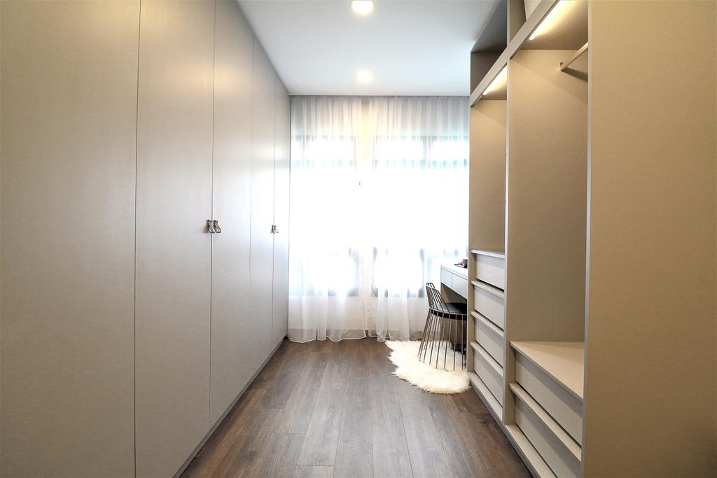 Modern, HDB, Bedroom, Kim Tian Place, Interior Designer, E+e Design & Build, Contemporary