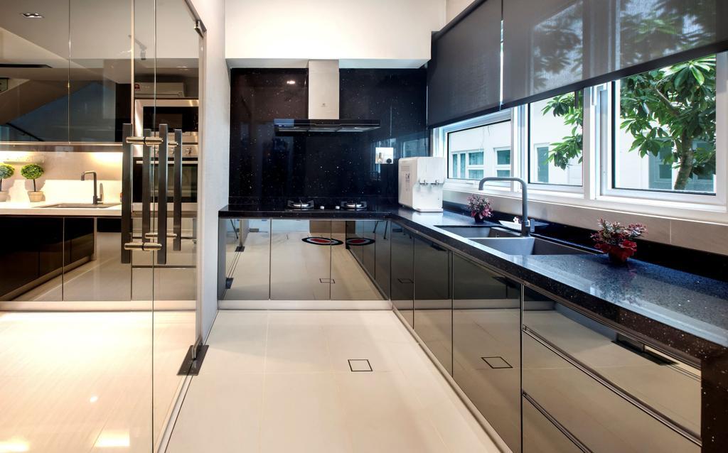 Modern, Condo, Permai Garden, Penang, Interior Designer, Legno ID & Construction Sdn. Bhd.