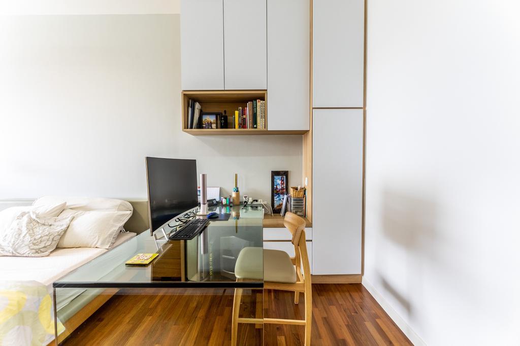 Scandinavian, Condo, Bedroom, The Interlace, Interior Designer, Luova Project Services
