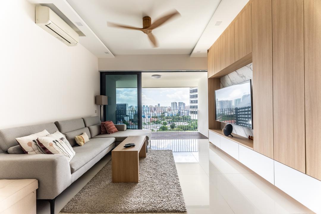 The Interlace Living Room Interior Design 12