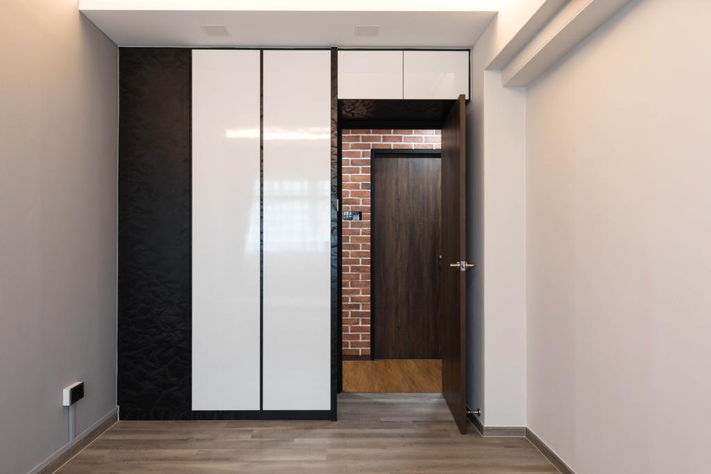 Contemporary, HDB, Bedroom, Choa Chu Kang Street 62, Interior Designer, Swiss Interior Design