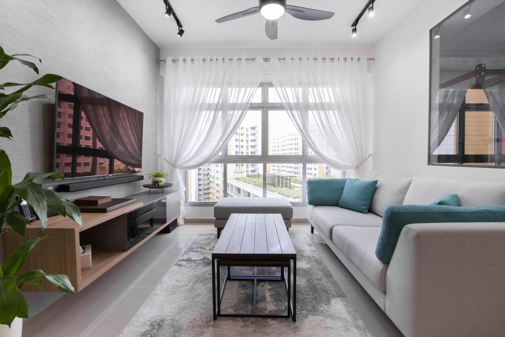 Choa Chu Kang Avenue 5 by U-Home Interior Design