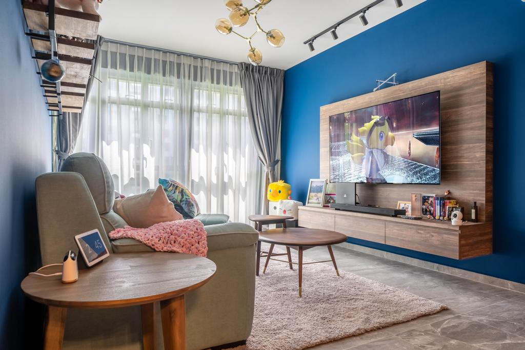 Alkaff Crescent by Design 4 Space
