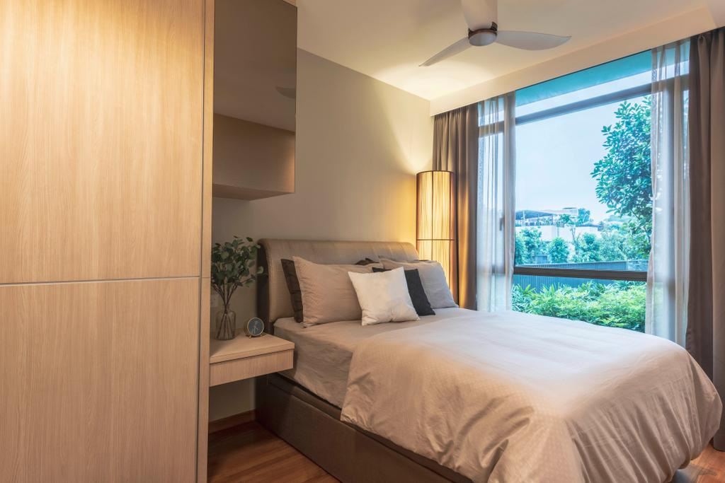 Contemporary, Condo, Bedroom, Choa Chu Kang Avenue 3, Interior Designer, Third Paragraph