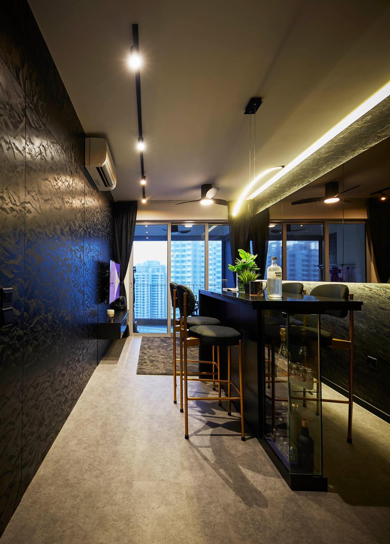 Condo, Dining Room, High Park Residences, Interior Designer, i-Chapter