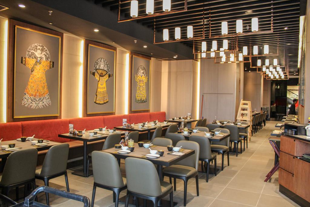 Paradise Dynasty, My Town, Commercial, Interior Designer, IDW Consultancy Sdn Bhd, Modern