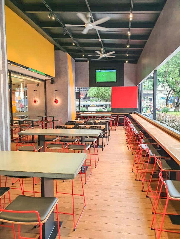 Mc Donald, Jalan P. Ramlee, Commercial, Interior Designer, IDW Consultancy Sdn Bhd, Modern