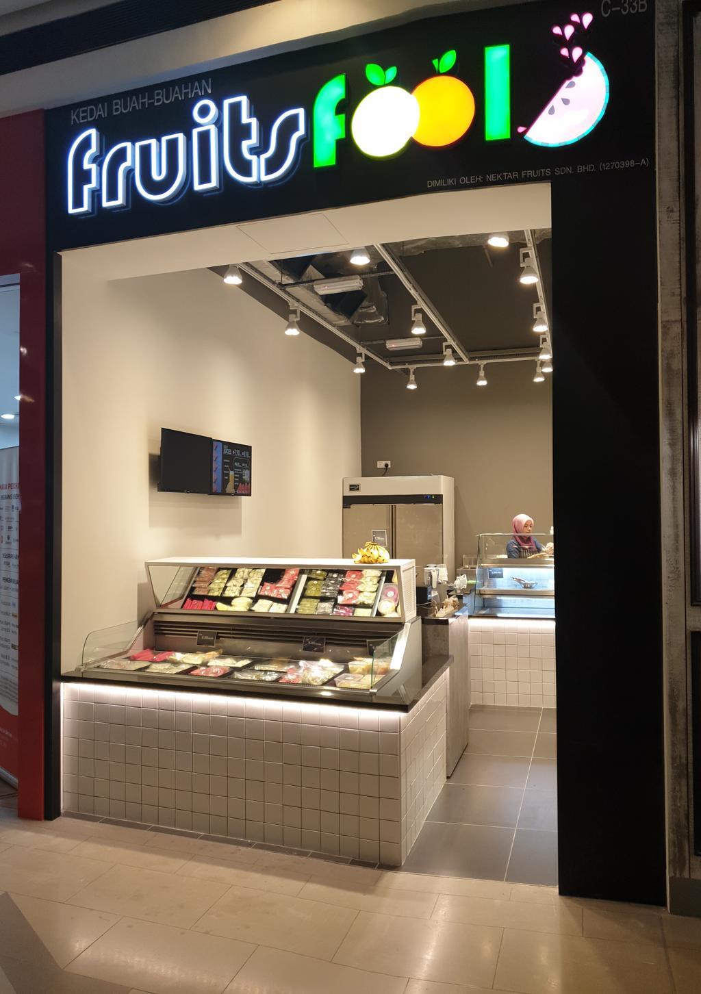 FruitsFool, Atria Mall, Commercial, Interior Designer, IDW Consultancy Sdn Bhd, Modern