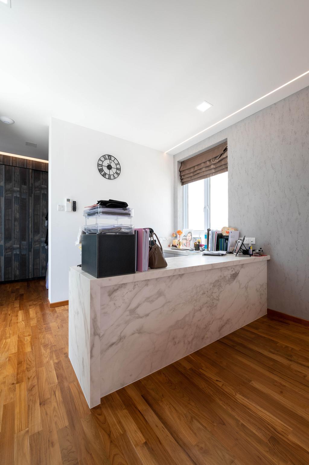 Landed, Study, Galistan Avenue, Interior Designer, Livinci Interior