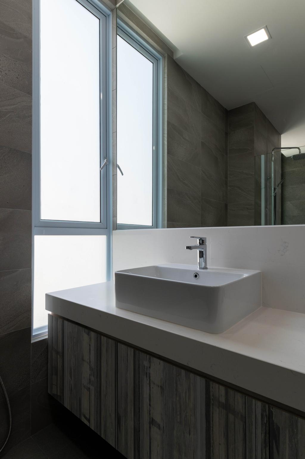 Landed, Bathroom, Galistan Avenue, Interior Designer, Livinci Interior