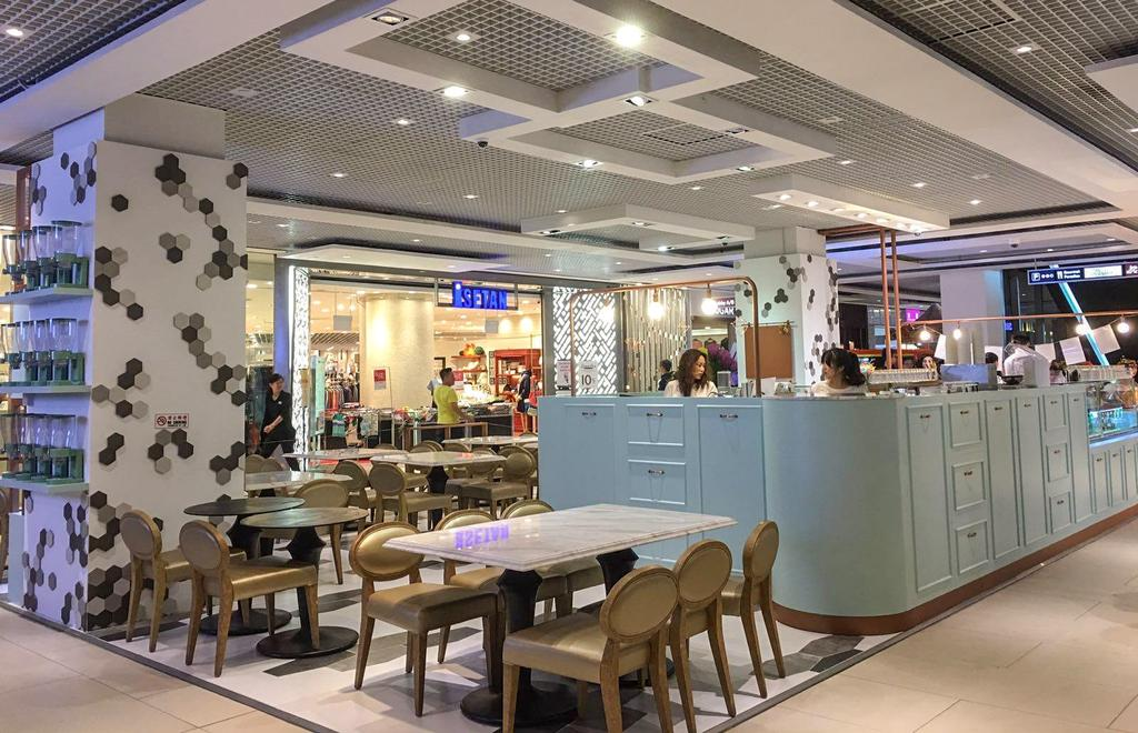 Oh My Cafe, Commercial, Interior Designer, IDW Consultancy Sdn Bhd, Modern