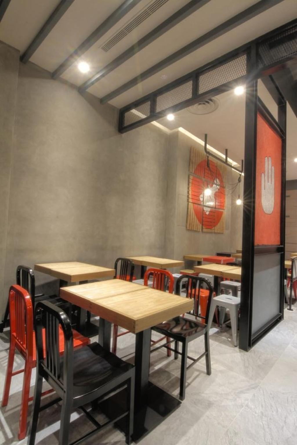 4Fingers, Mid Valley, Commercial, Interior Designer, IDW Consultancy Sdn Bhd, Modern