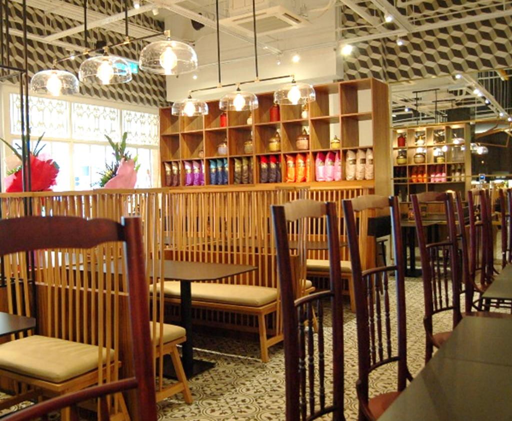 ParaThai, Mitsuit Outlet Park, Commercial, Interior Designer, IDW Consultancy Sdn Bhd, Traditional