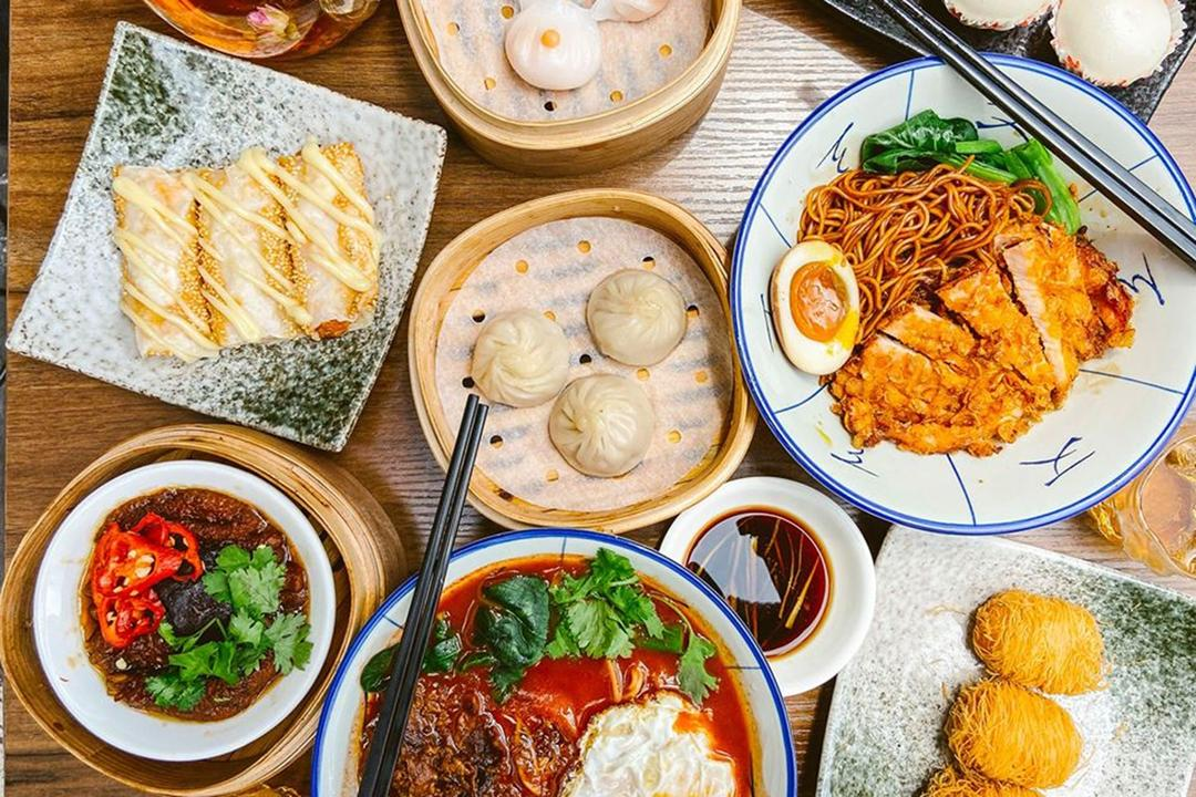 food singapore delivery