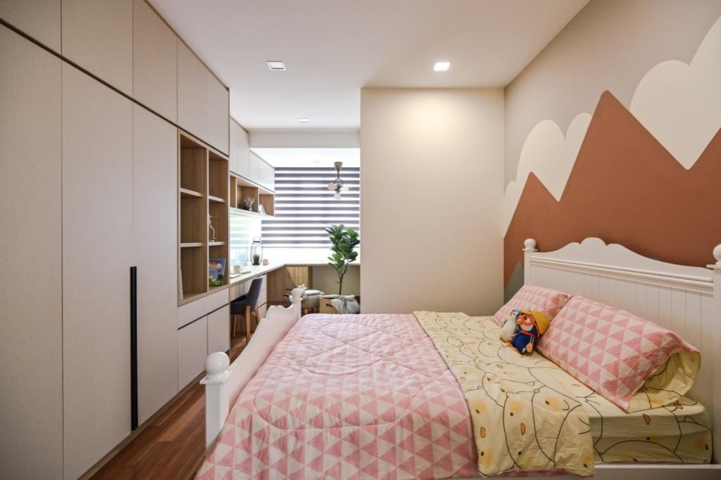 Contemporary, Landed, Scenaria North Kiara, KL, Interior Designer, IQI Concept Interior Design & Renovation