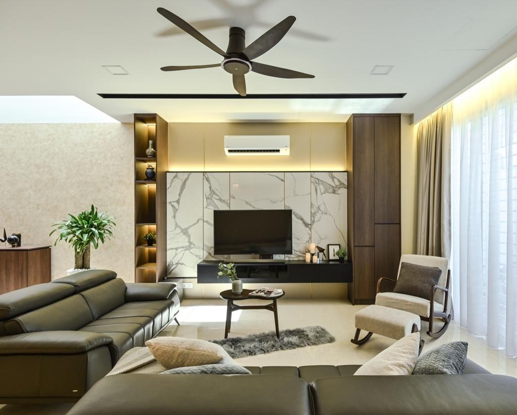 Scenaria North Kiara, KL by IQI Concept Interior Design & Renovation
