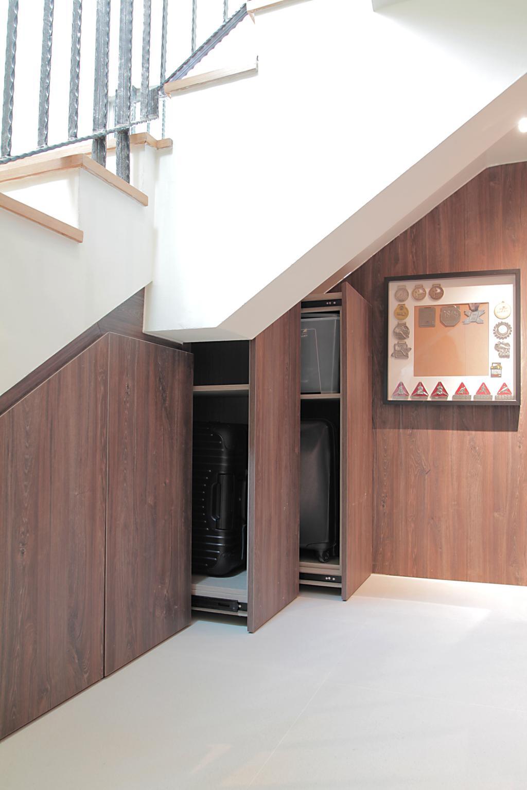 Contemporary, Condo, Study, Flora Drive, Interior Designer, VVID Elements