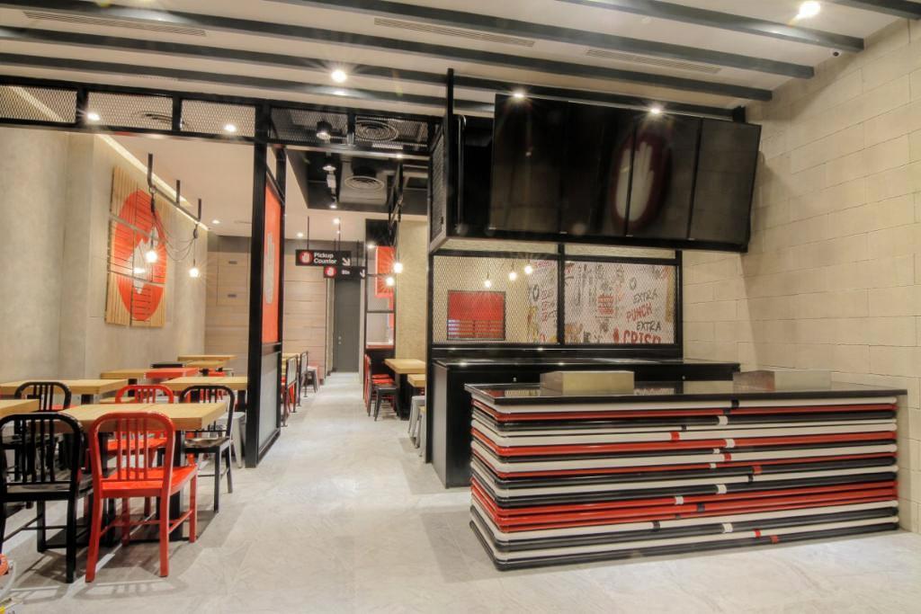 4Fingers, KLIA 2, Commercial, Interior Designer, IDW Consultancy Sdn Bhd, Modern
