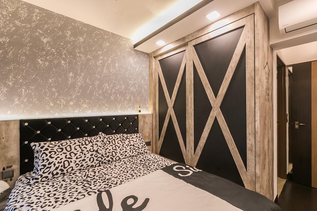 Contemporary, HDB, Bedroom, Bukit Batok Street 22, Interior Designer, Swiss Interior Design