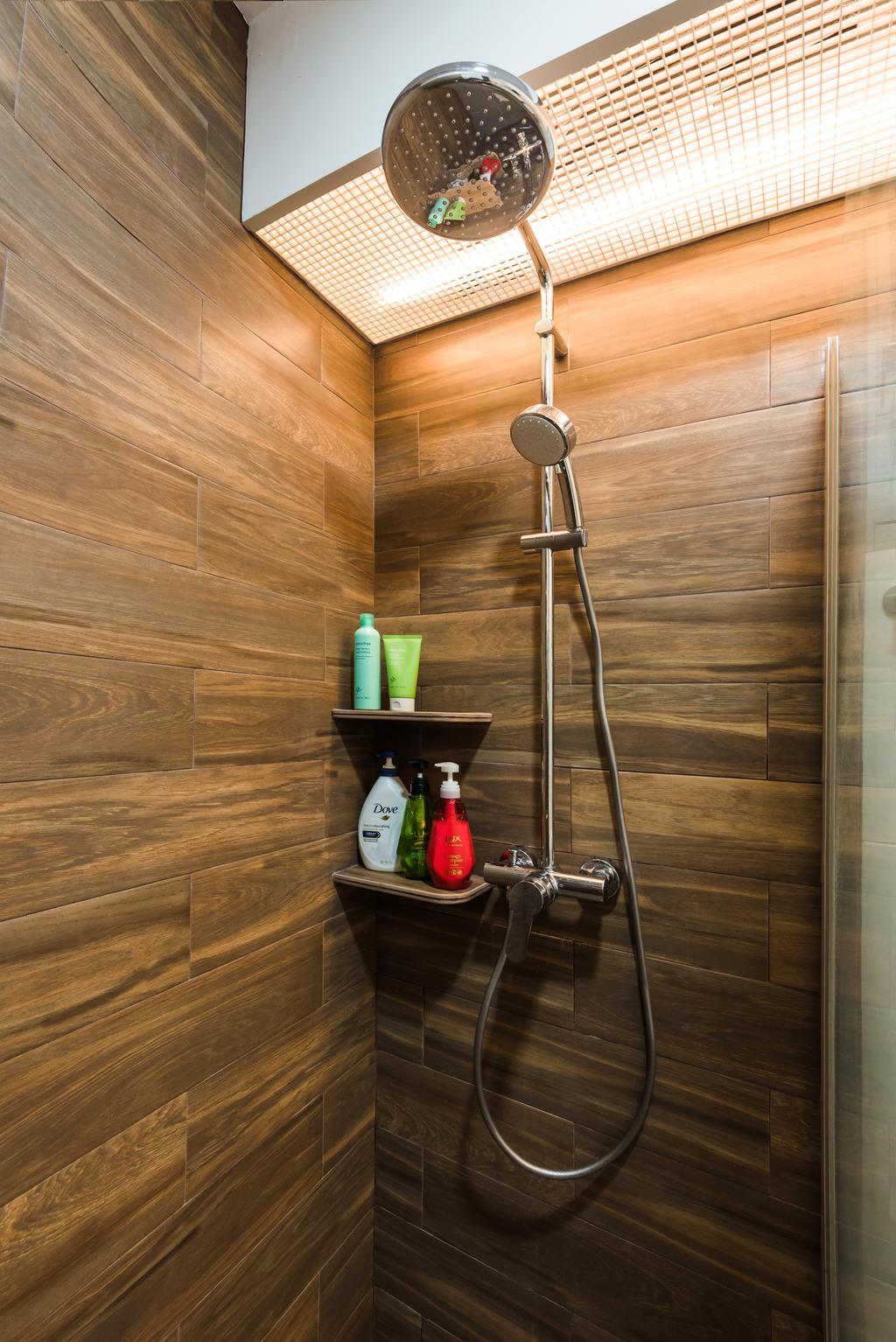 Contemporary, HDB, Bathroom, Bidadari Park Drive, Interior Designer, Archive Design