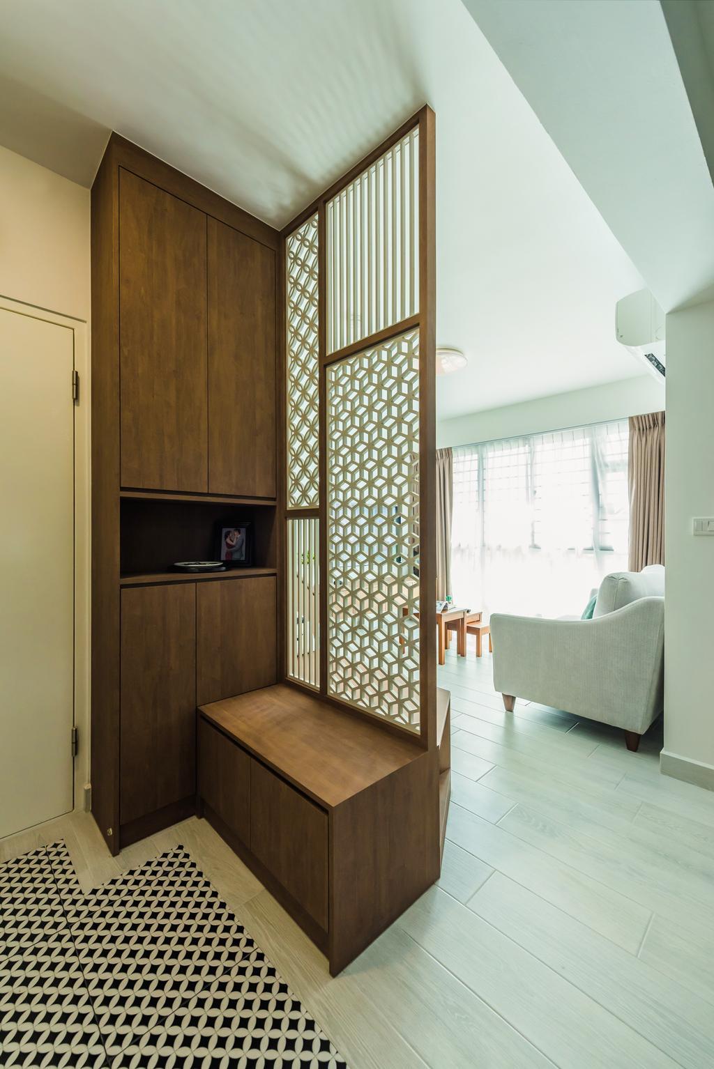 Contemporary, HDB, Bidadari Park Drive, Interior Designer, Archive Design