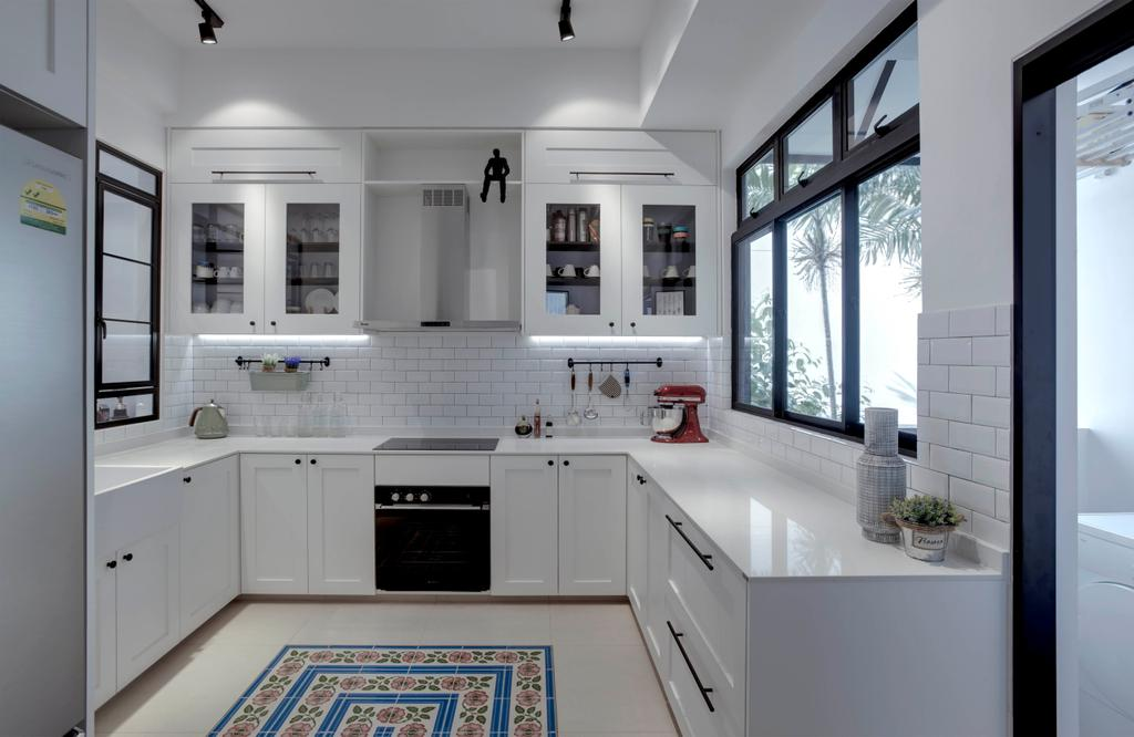 Contemporary, Condo, Kitchen, Gideon's Lodge, Interior Designer, Juz Interior, Scandinavian