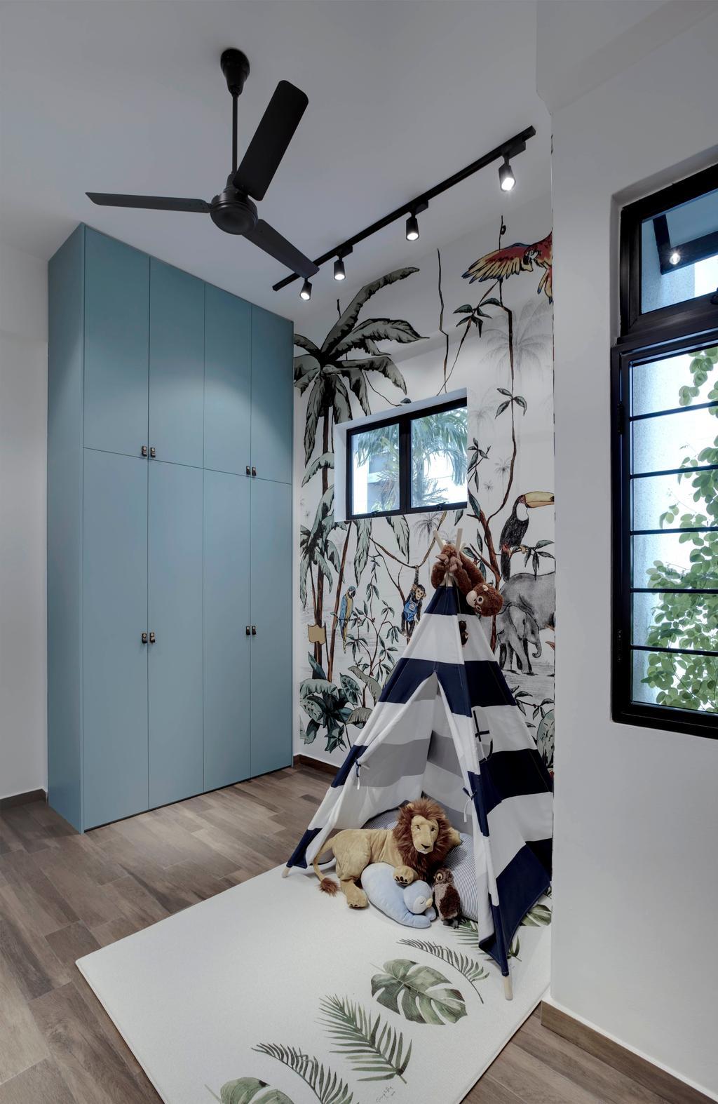 Contemporary, Condo, Bedroom, Gideon's Lodge, Interior Designer, Juz Interior, Scandinavian
