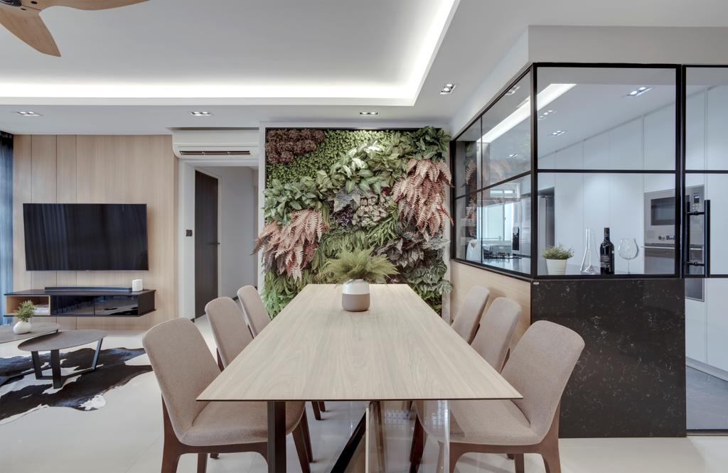 Clementi Avenue 1 by Juz Interior