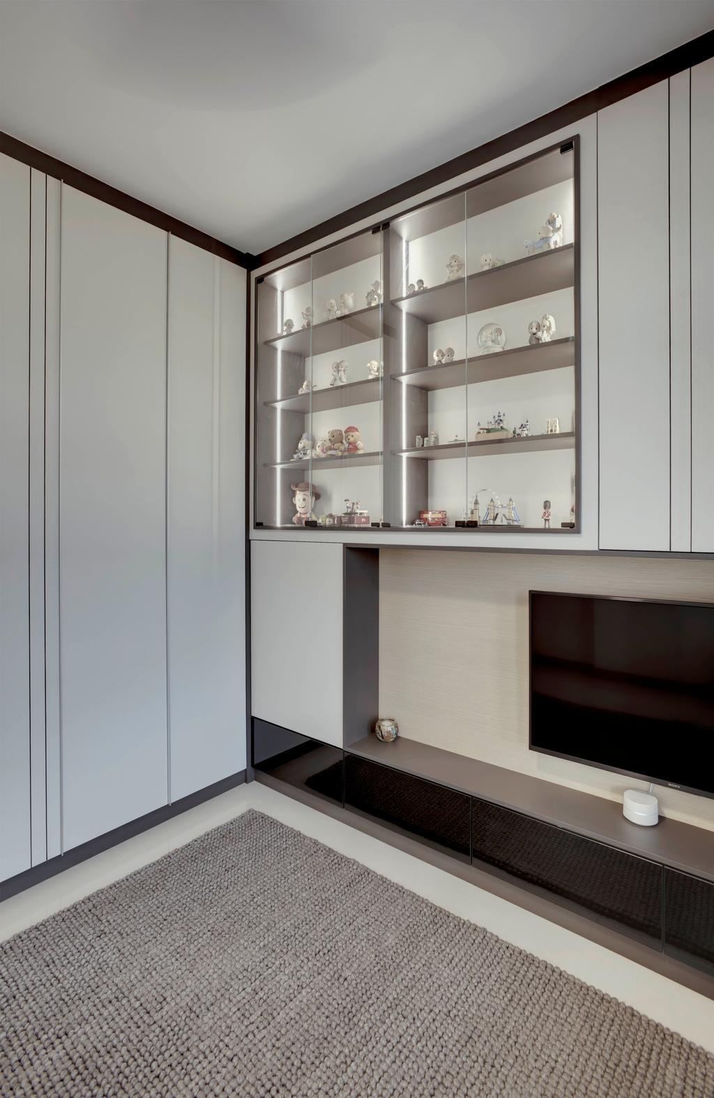 Contemporary, HDB, Bedroom, Alkaff Crescent, Interior Designer, Juz Interior, Scandinavian